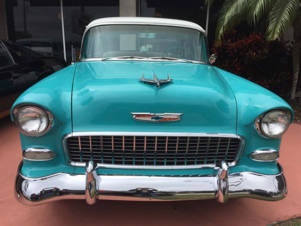 1955 Chevy Bel Air | The Car Bar