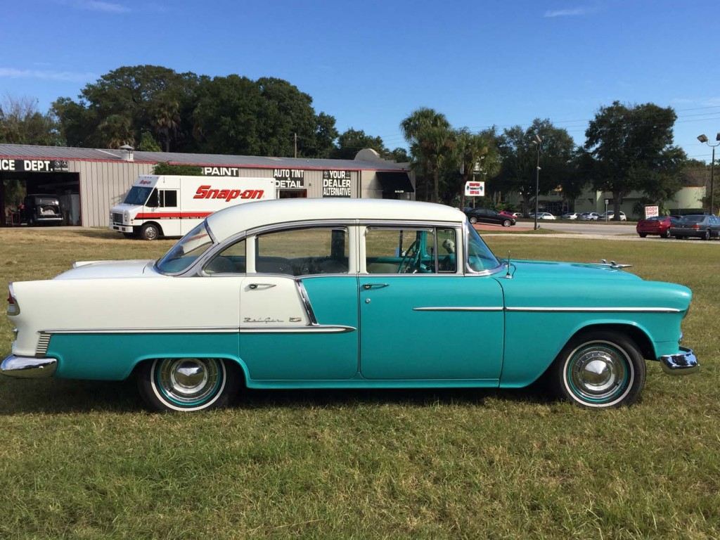 1955 chevy manual