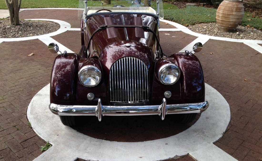 1958 Morgan Plus 4