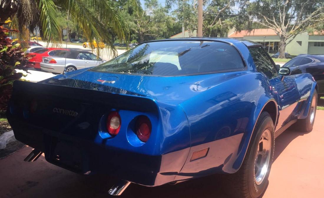 1981 Chevy Corvette Stingray