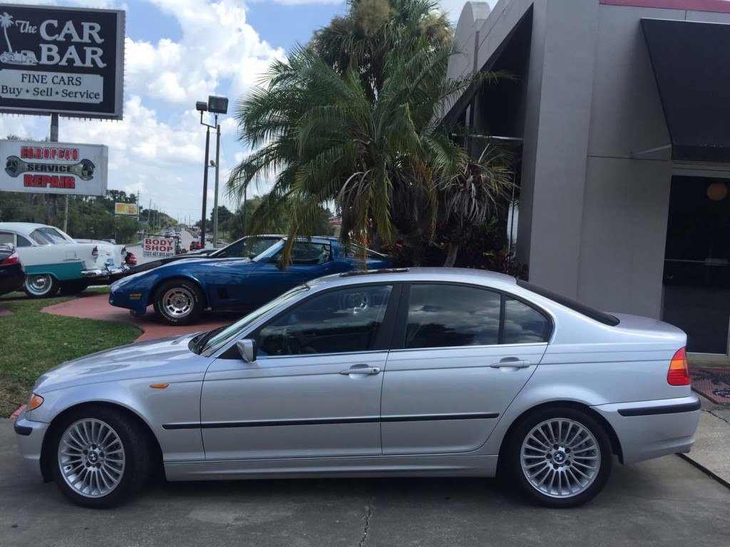 2002 Bmw 330i The Car Bar