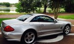 2003 Mercedes SL 500 For Sale