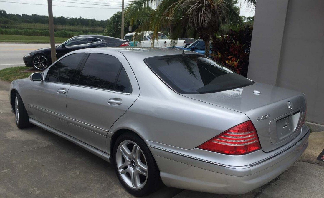 Image gallery mercedes s430 for 2006 s430 mercedes benz