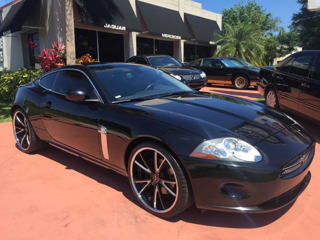 2007 jaguar xk coupe the car bar. Black Bedroom Furniture Sets. Home Design Ideas