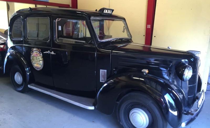 1955 Austin London Taxi