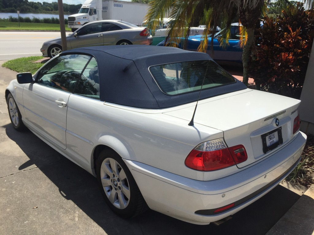 2006 Bmw 325ci For Sale In Orlando Used Bmw Amp Mercedes