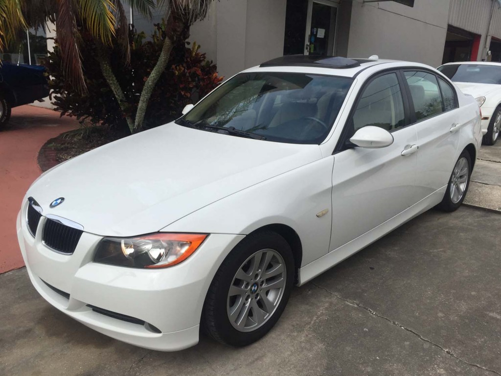 2006 Bmw 325i The Car Bar