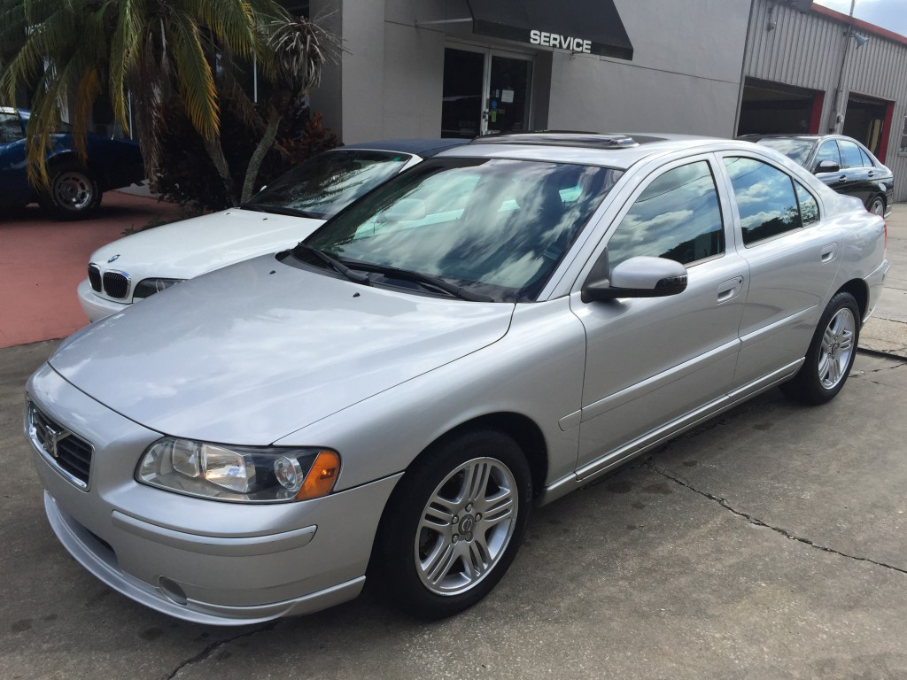 2007 volvo s60 for sale in orlando luxury used cars for sale. Black Bedroom Furniture Sets. Home Design Ideas