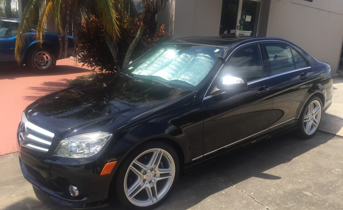 2009 mercedes c300 sport for sale