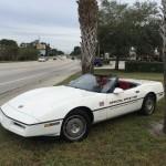 1986 Corvette Pace Car