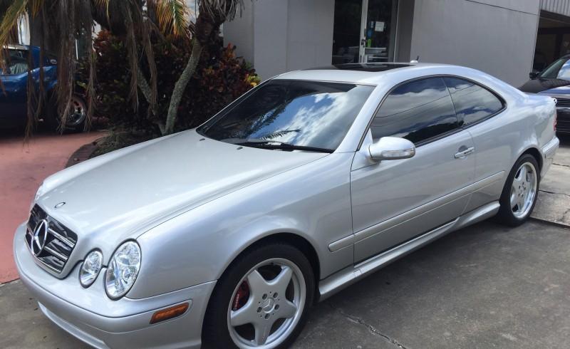 2000 Mercedes CLK 430