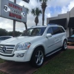 2009 Mercedes Benz GL 550