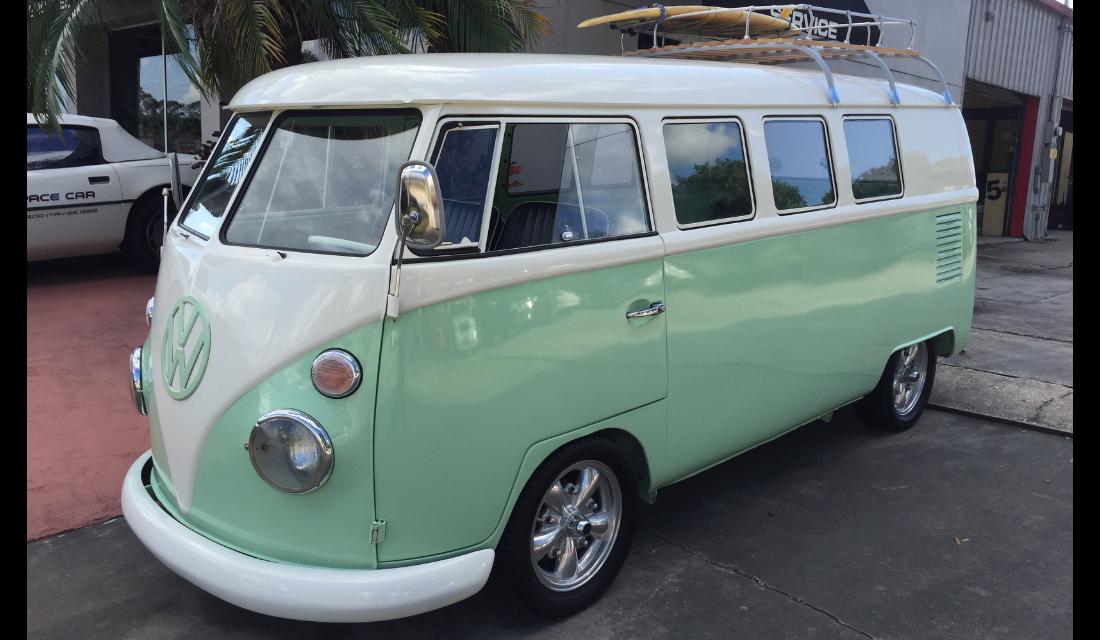 1965 VW Bus