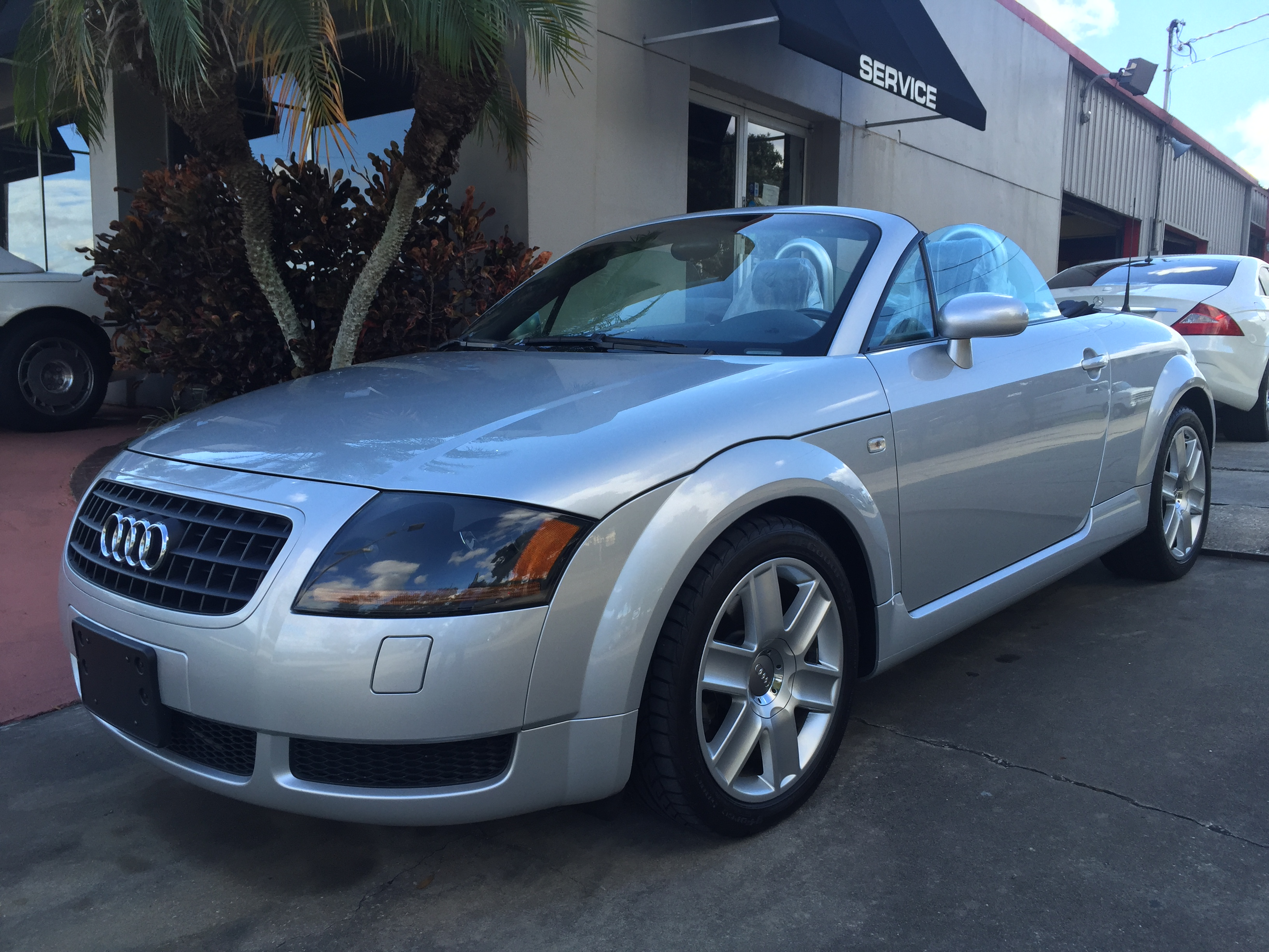 2001 Audi TT 1.8T Roadster | The Car Bar