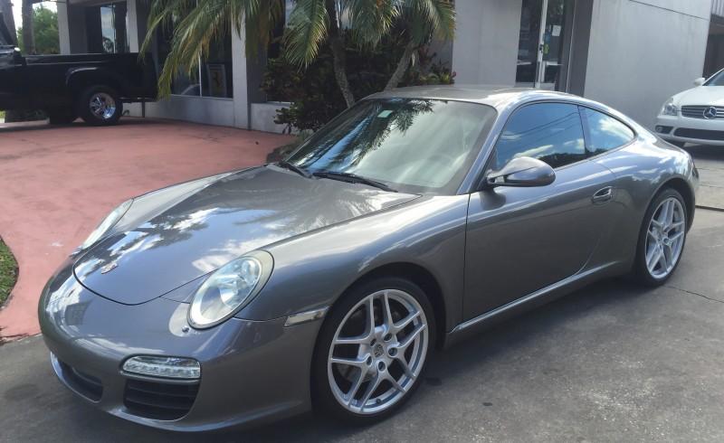 2009 Porsche Carrera Coupe